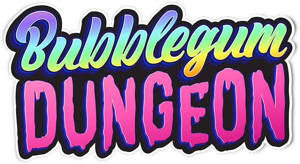 Logo of Bubblegum Dungeon Series