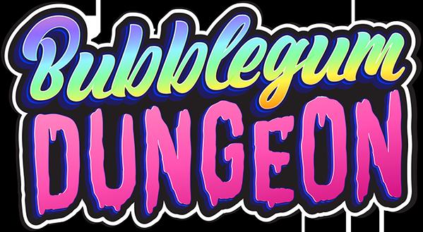 Logo of Bubblegum Dungeon Series